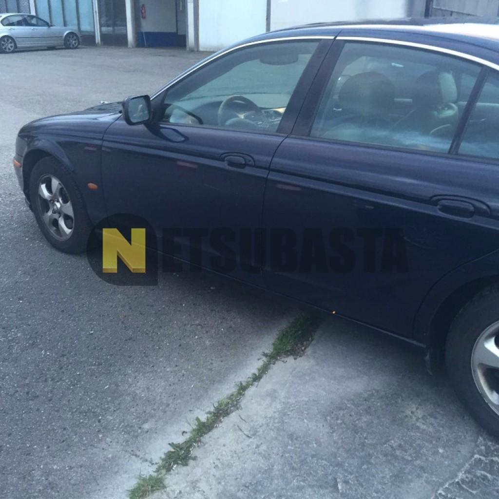 2001 Jaguar S Type Interior: Subasta De Jaguar S-Type 3.0 V6 SE Executive 2001