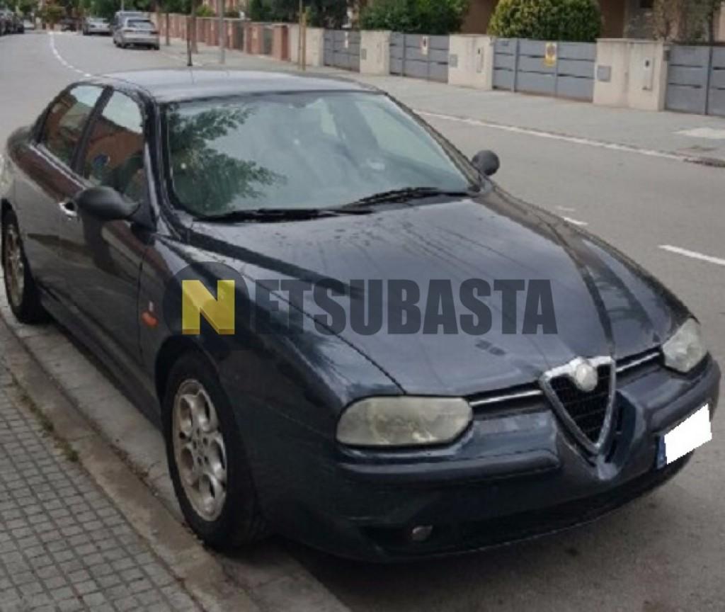 Subasta De Alfa Romeo 156 2.5 V6 2000