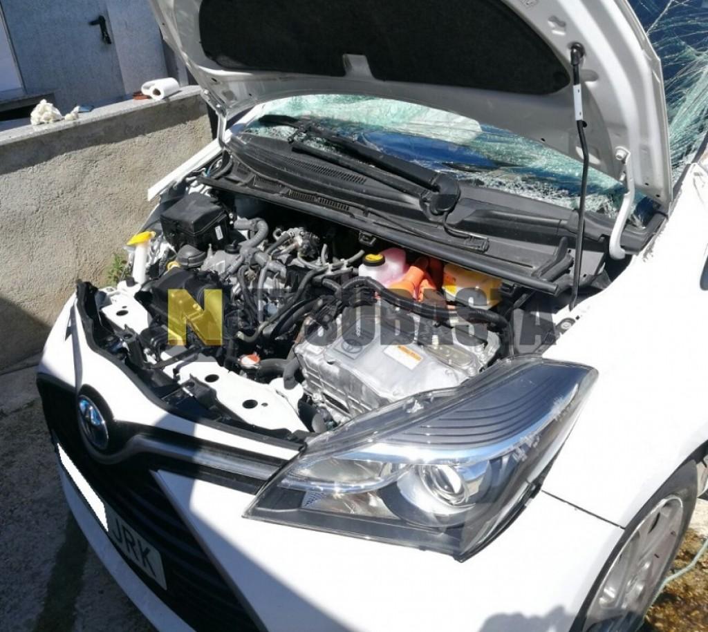 Subasta De Toyota Yaris Hybrid 1.5VVT-i Active 2016