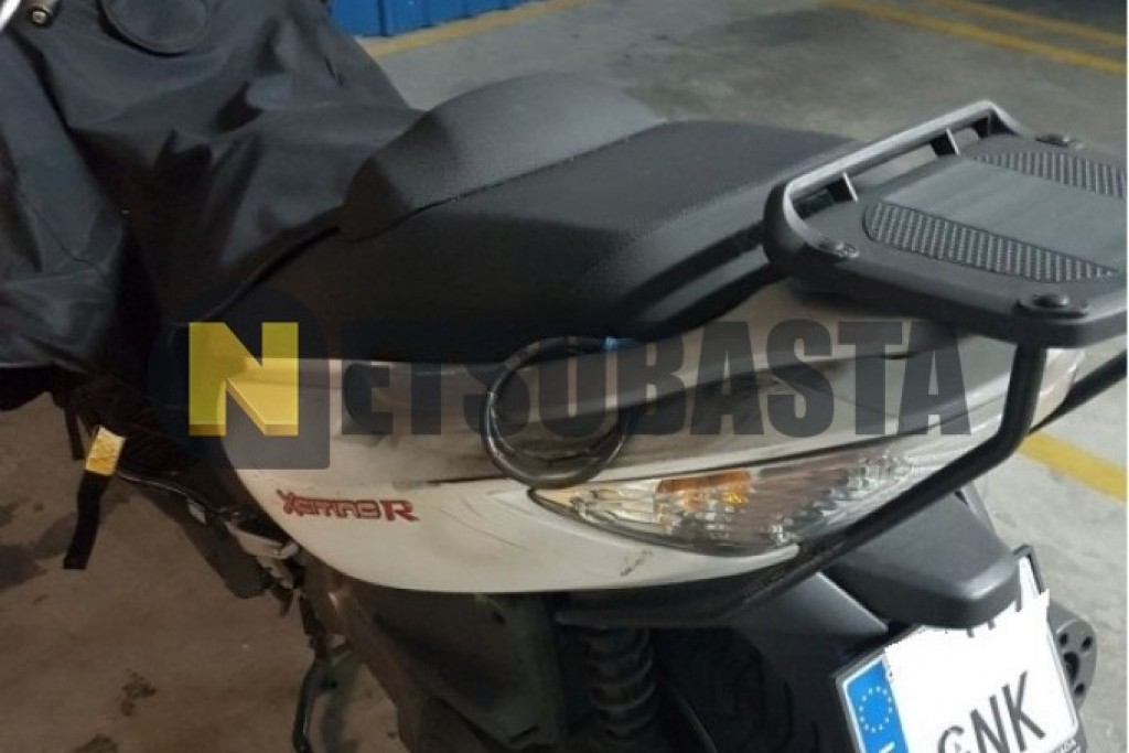 Kymco Xciting 250R abs 2009