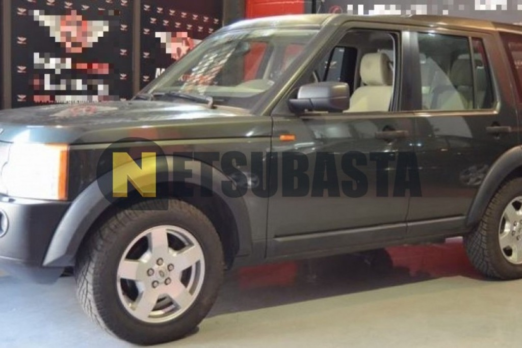 Land-Rover Discovery 2.7TDV6 2005