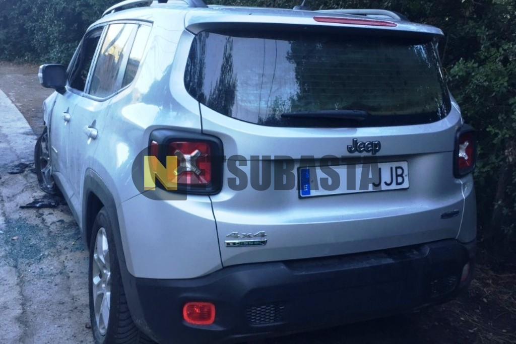 Jeep Renegade 2.0MultiJet 2015