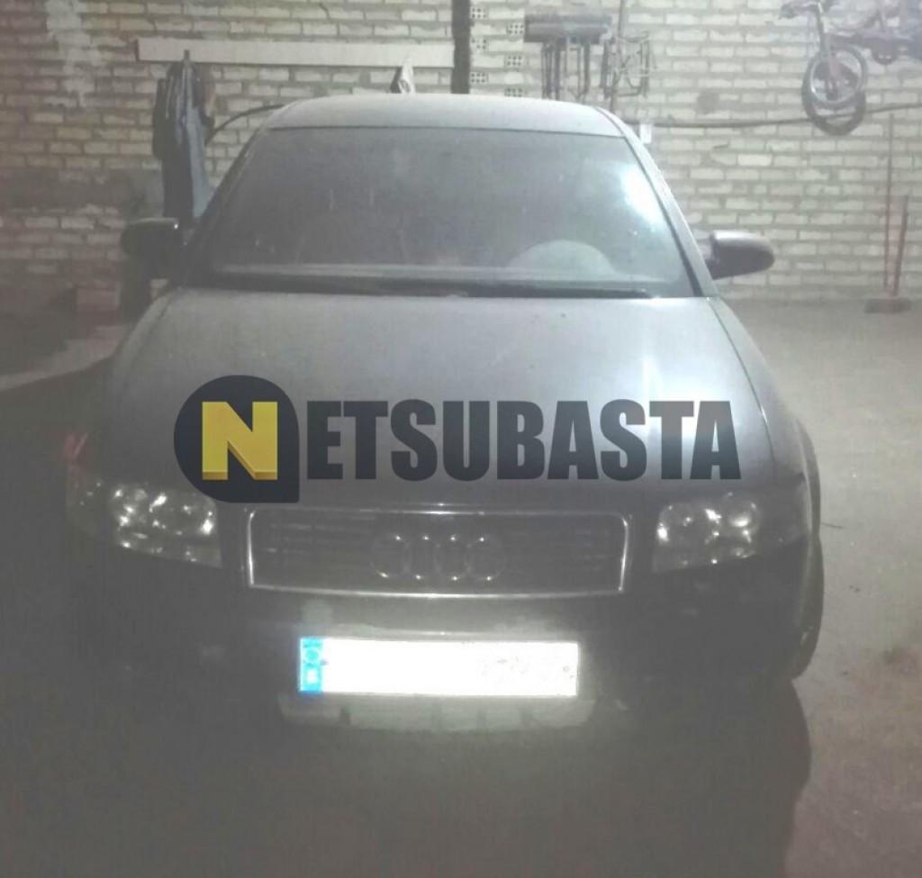 Subasta de Audi A4 1.9TDI 2003