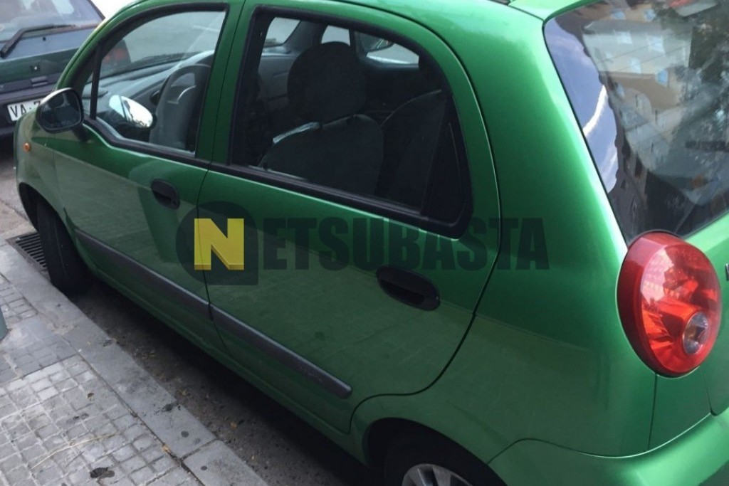 Chevrolet Matiz 0.8 City 2005