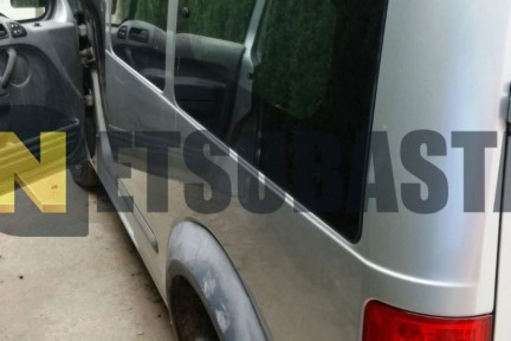 Ford Transit Connect 1.8TDCi 210S 2003