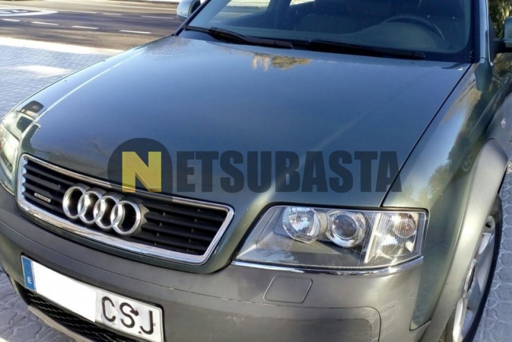 Audi A6 All Road 2.5TDI Quattro 2004