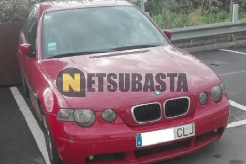 Bmw 318 td Compact 2003