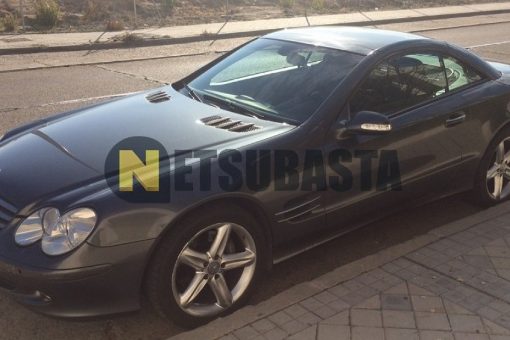 Mercedes-Benz SL 500 2002
