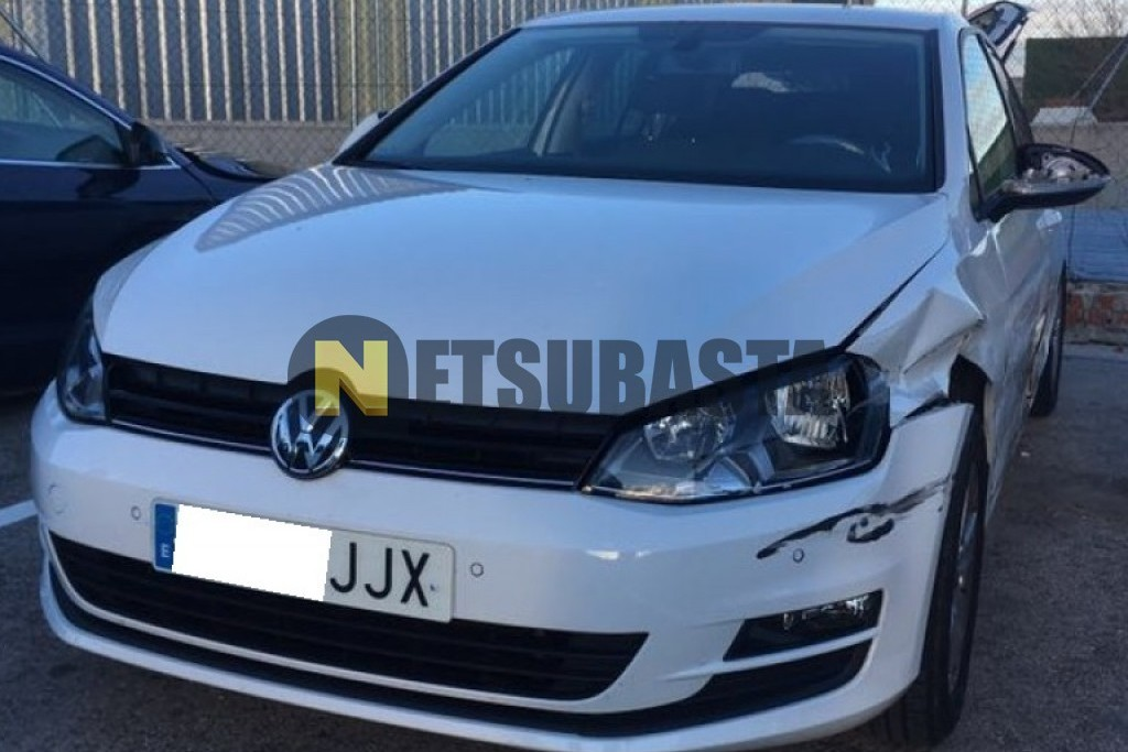 Volkswagen Golf 1.6TDI Advance 2015