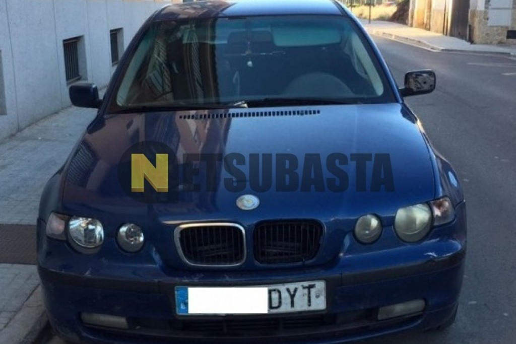 Bmw 320td Compact 2002