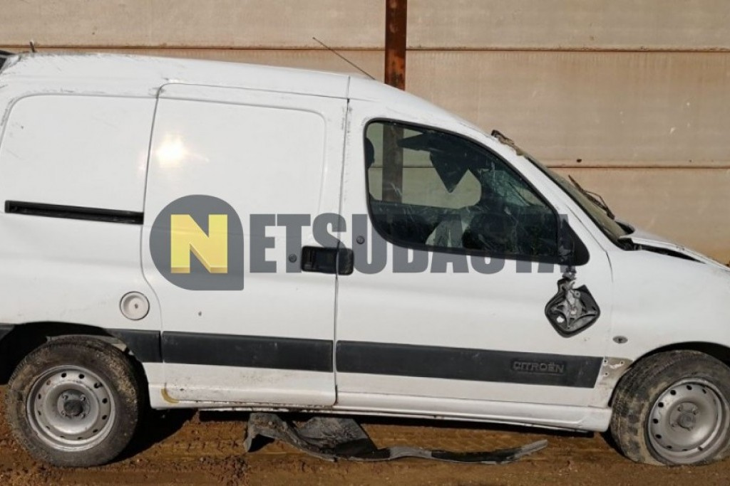 Citroen Berlingo First 1.5dCi 2010