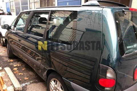 Renault Grand Espace 2.2dCi 2002