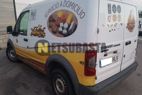 Ford Transit Connect 1.8TDCi 2012