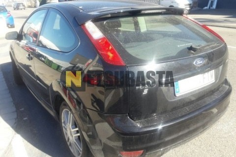Ford Focus S 2.0TDCi 2007