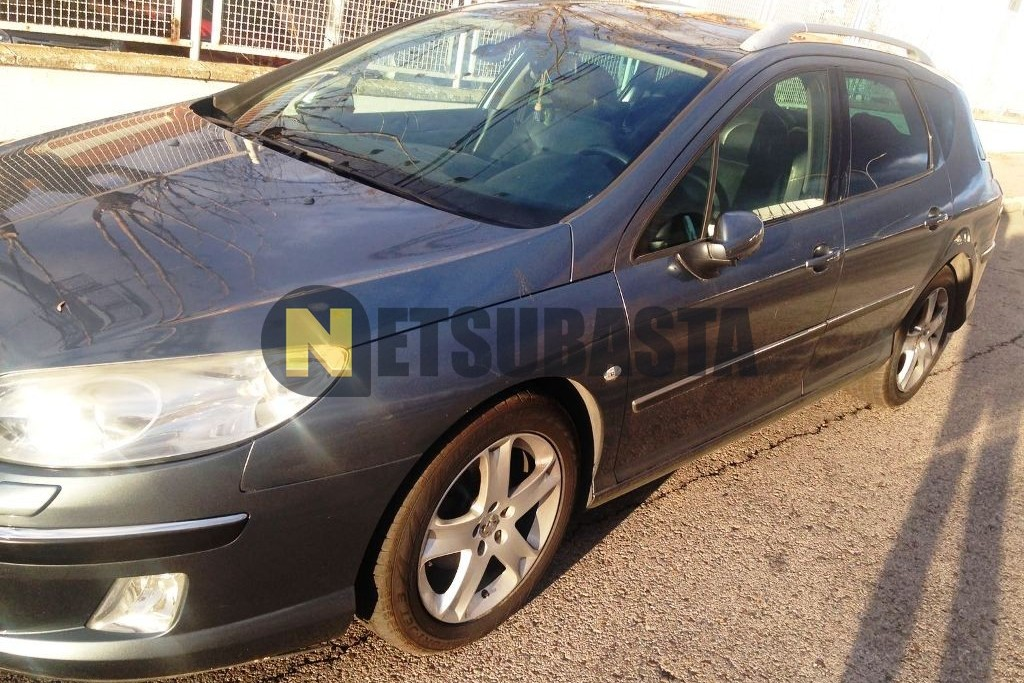 Peugeot 407 SW 2.0HDI Sport Pack 2006
