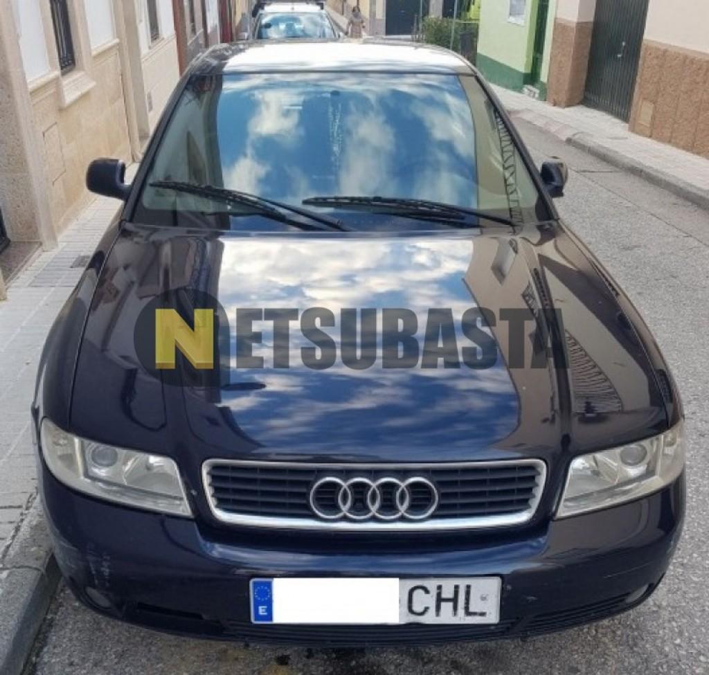 Subasta de Audi A4 1.9TDI 1999