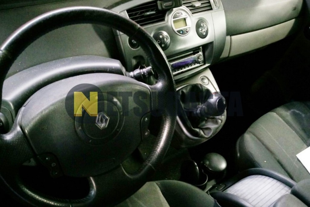 Renault Grand Scenic 1.9dCi 2005