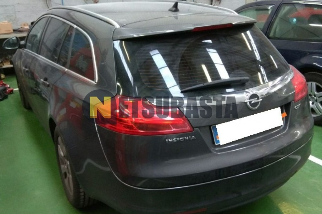 Opel Insignia 2.0CDTi Sports Tourer 2009