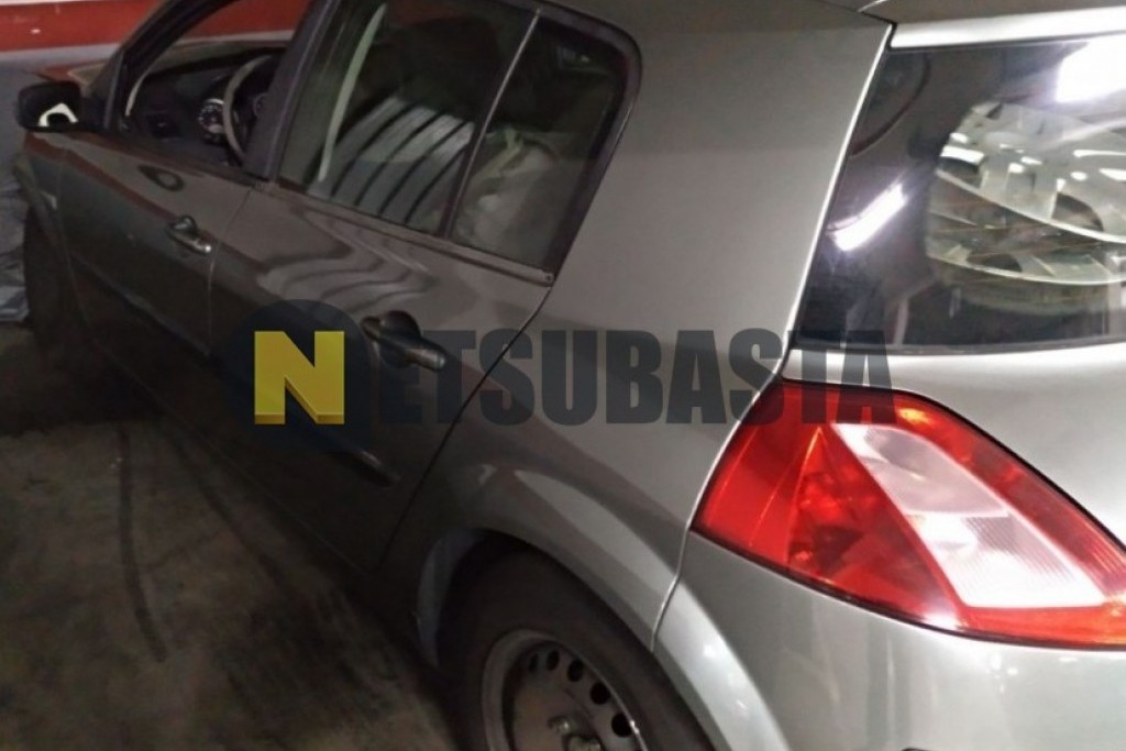 Renault Megane 1.5dCi Confort Authentique 2004