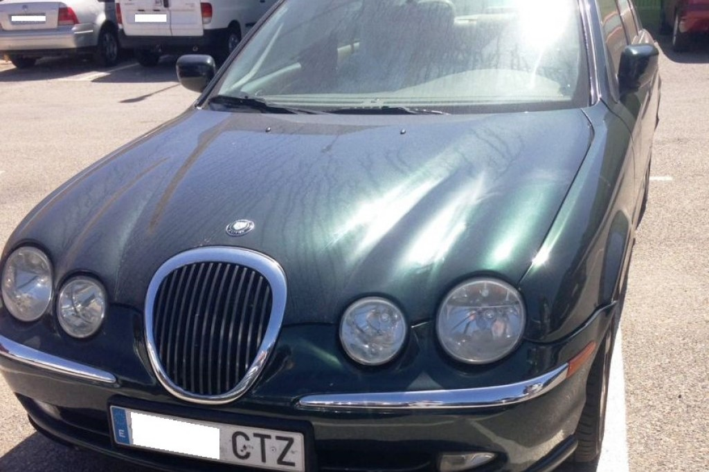 Jaguar S-Type 3.0 V6 2000