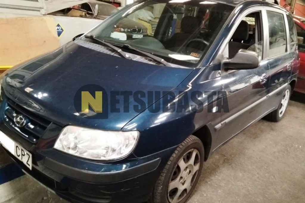 Hyundai Matrix 1.5CRDi 2003