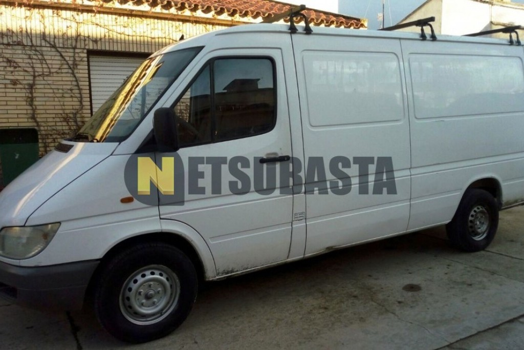 Mercedes-Benz Sprinter 311CDI 2001