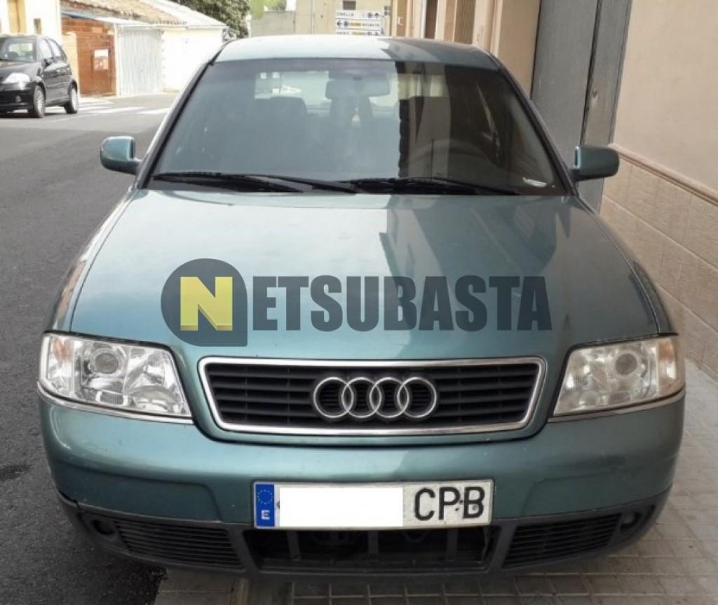 Subasta de Audi A6 1.9TDI 1998
