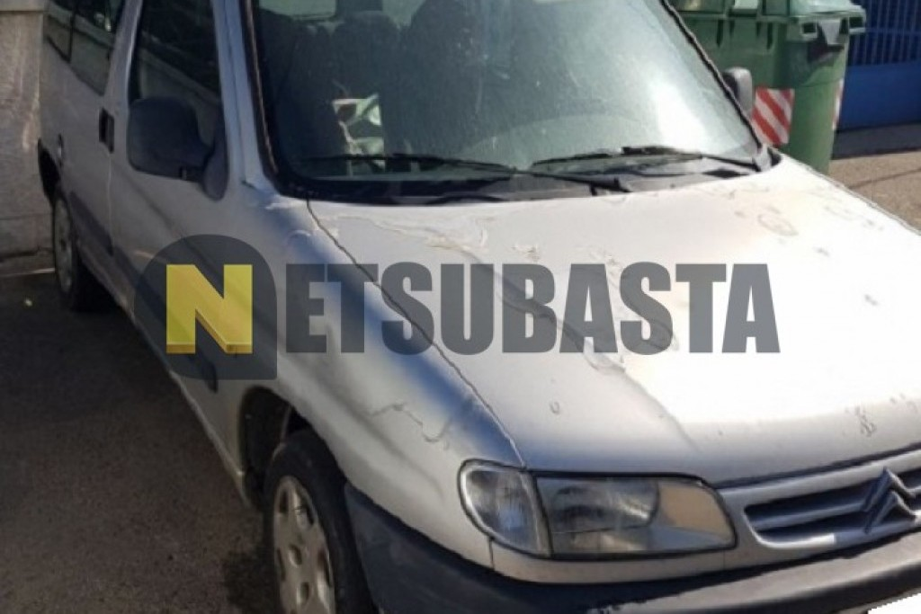 Citroen Berlingo 1.9D 2000