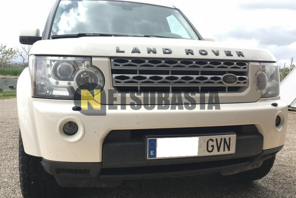 Land-Rover Discovery 4 3.0TDV6 HSE 2010