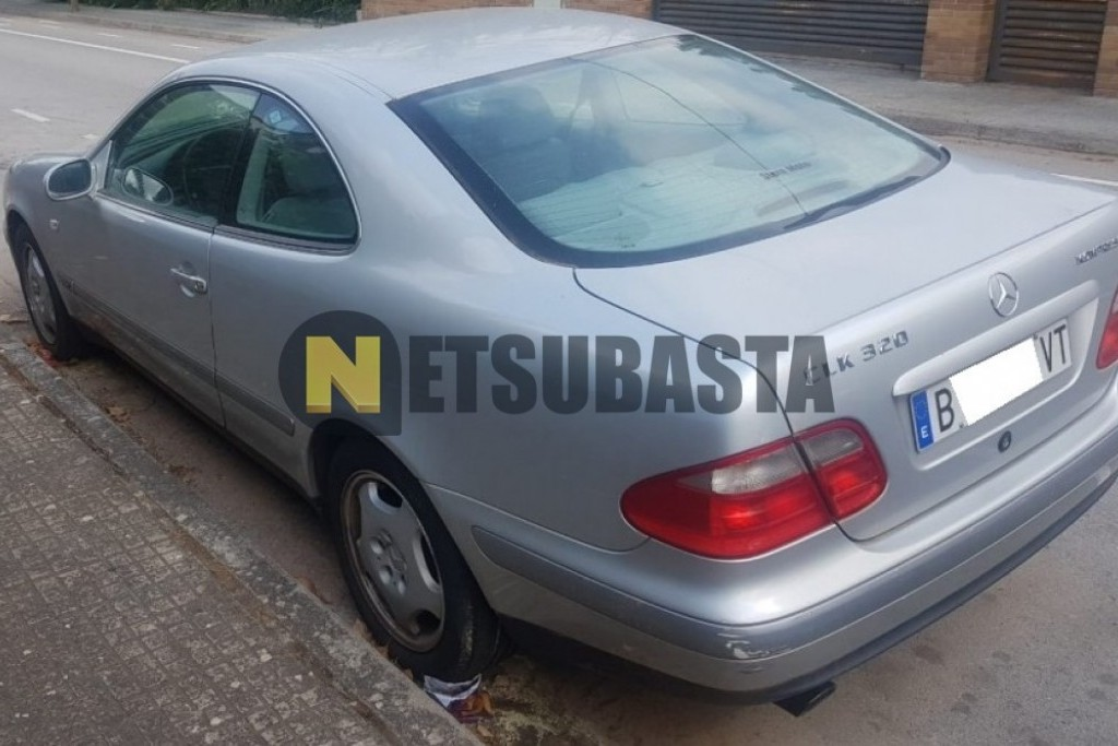 Mercedes-Benz CLK 230 K 1999