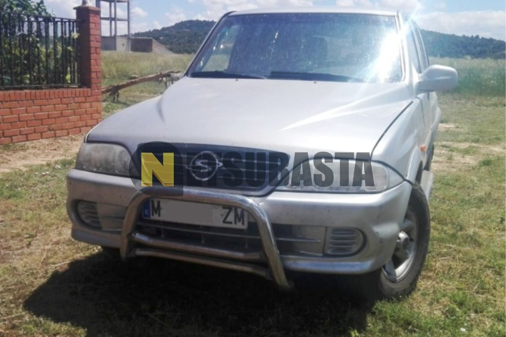 SsangYong Musso 2.9TD 4x4 Wagon 2000