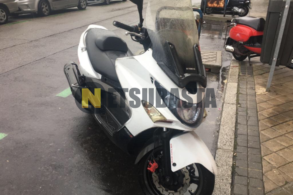 Kymco Xciting 500 2008