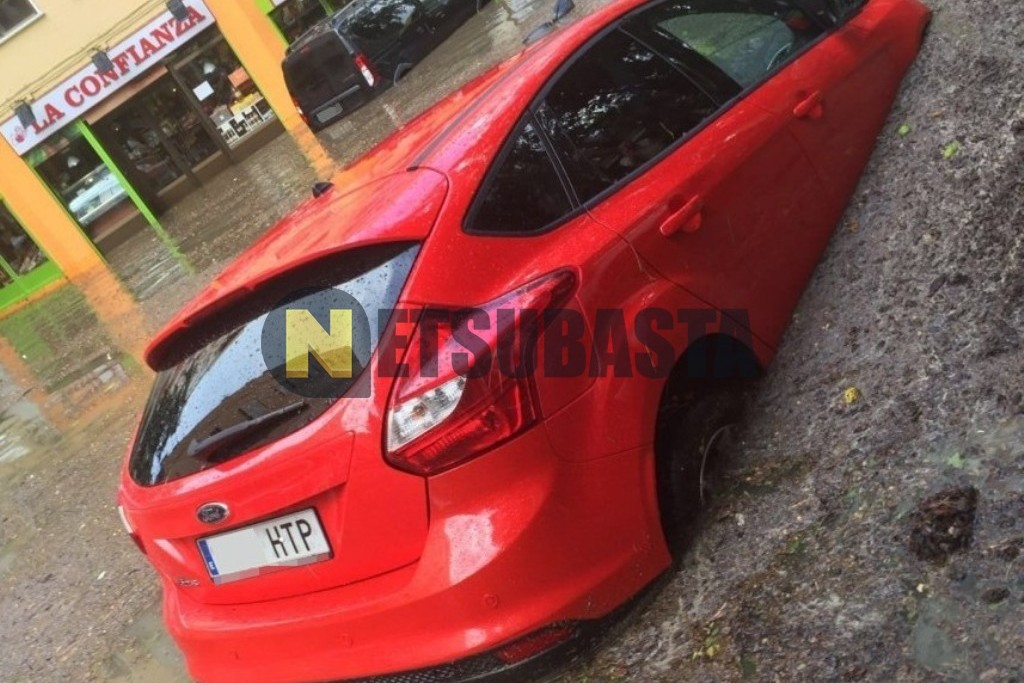 Ford Focus 1.0EcoBoost 2013