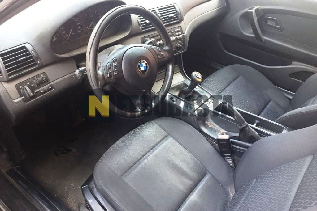 Bmw 320td Compact 2001