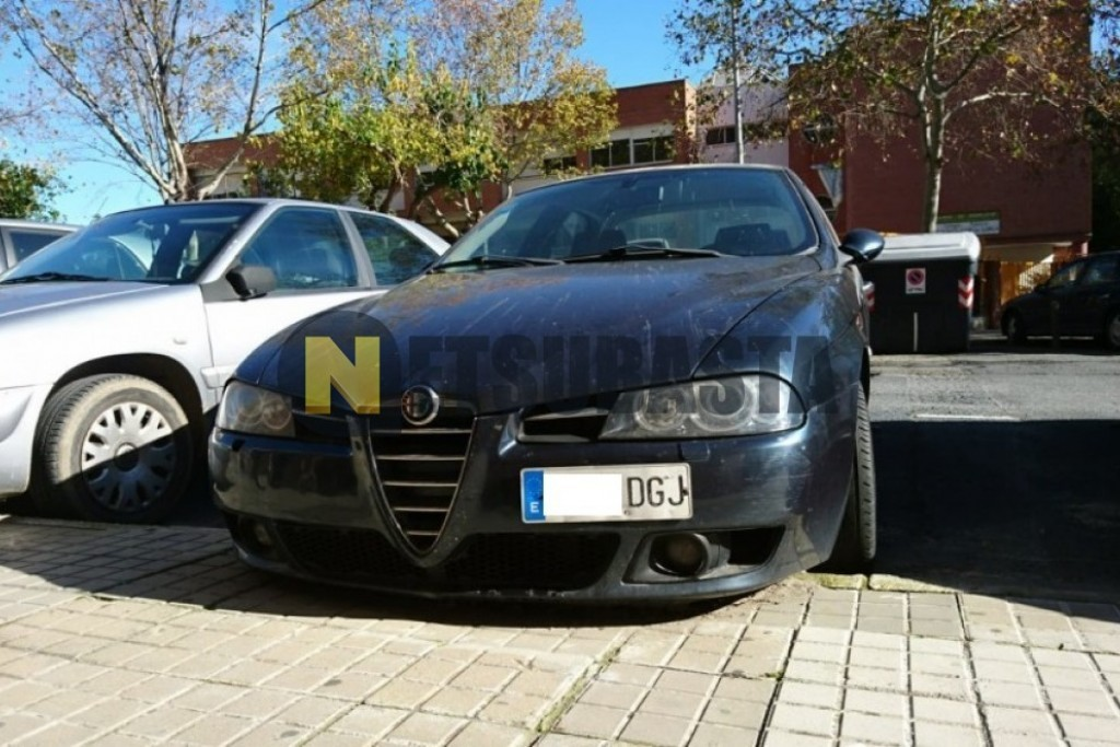 Alfa Romeo 156 1.9JTD Distinctive 2005