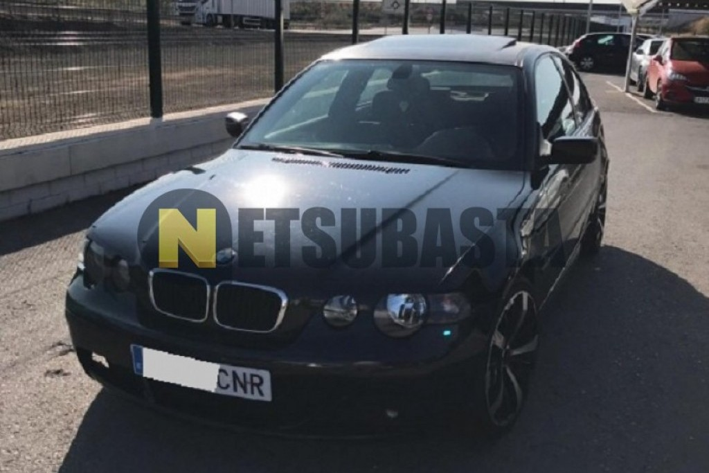 Bmw 320d Compact 2003