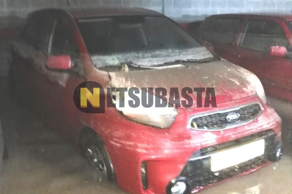 Kia Picanto 1.0CVVT X-Tech Eco-D Pack Urban 2015