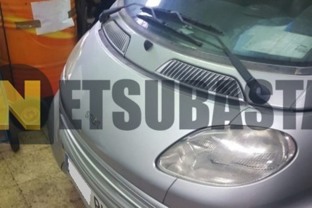 Smart ForTwo Coupe Pure 2001