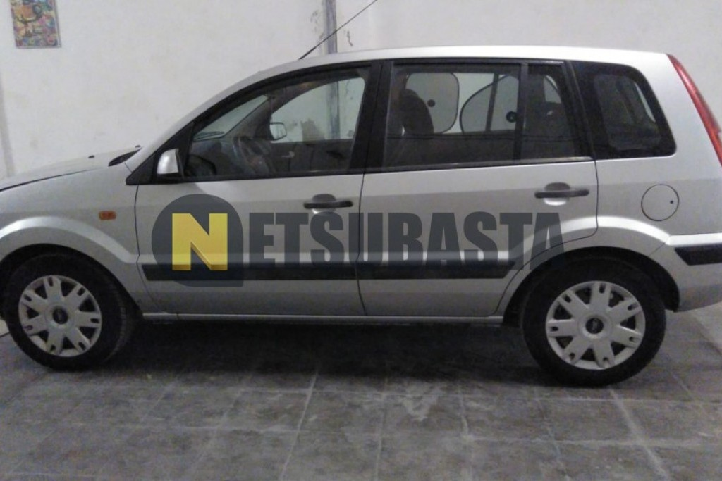 Ford Fusion 1.4TDCi 2008