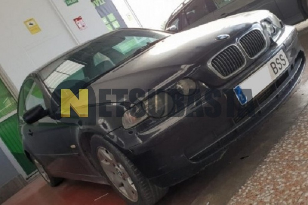 Bmw 320D Compact 2002