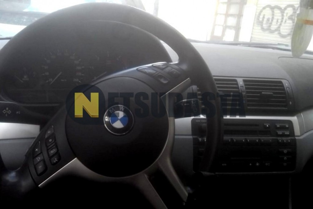 Bmw 320td Compact 2003