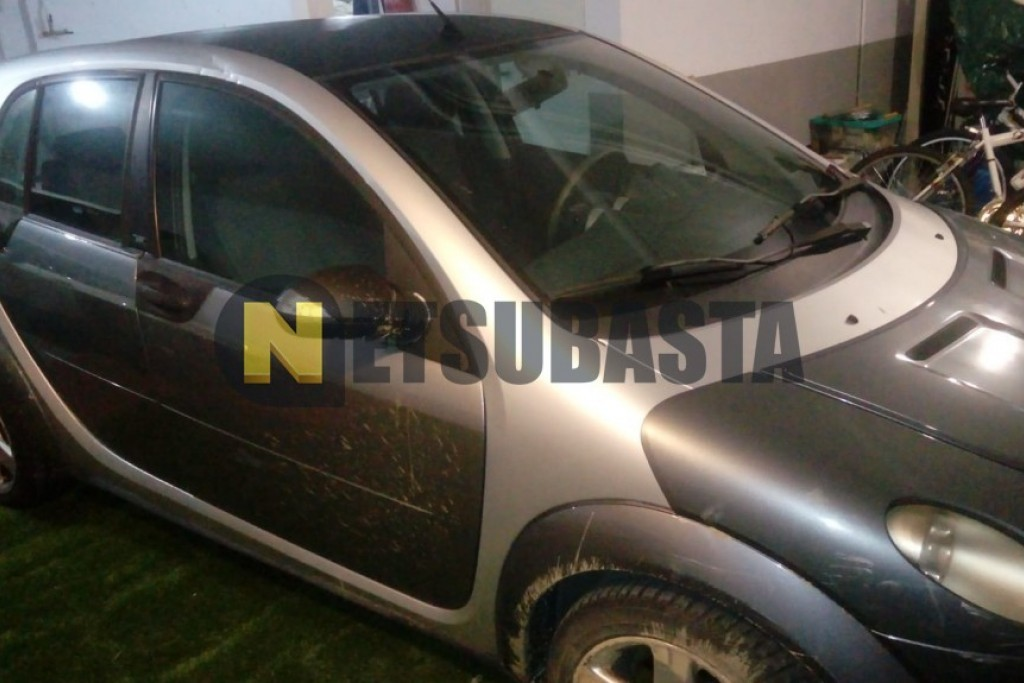 Smart ForFour 1.5dci 2004