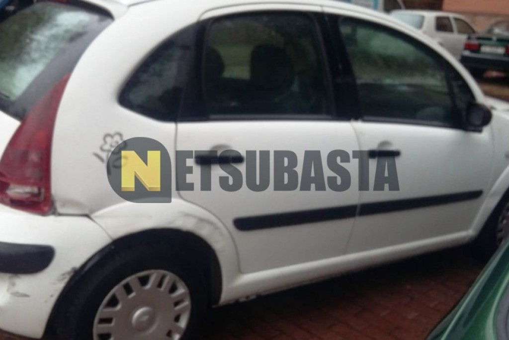 Citroen C3 1.4HDi Satisfaction 2004
