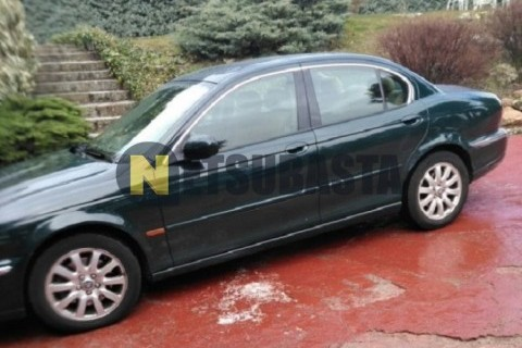 Jaguar X-type 2.5 V6 2001