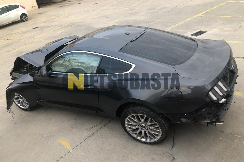 Ford Mustang Fastback 2.3 EcoBoost 2018