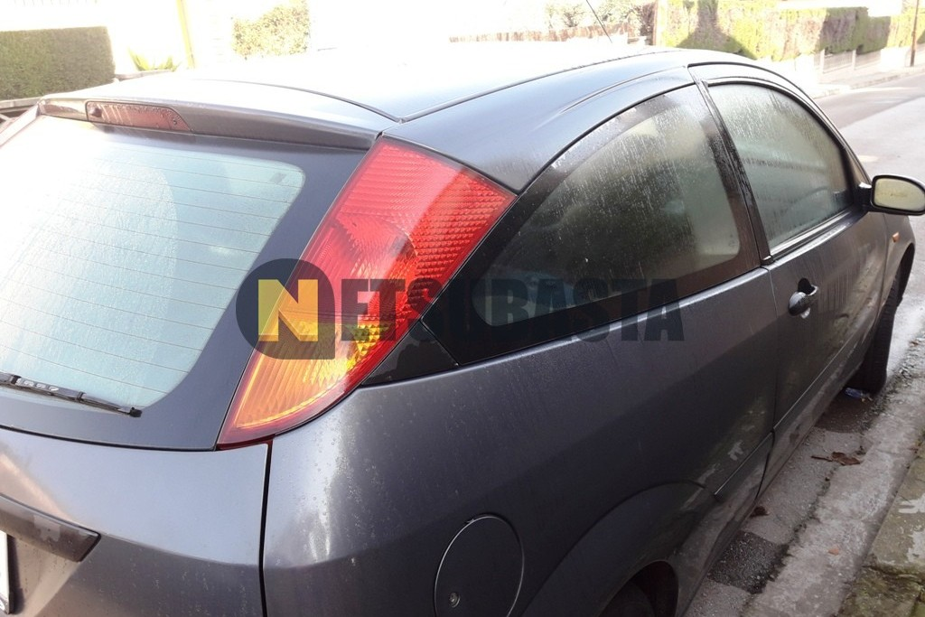 Ford Focus 1.8TDCi Trend 2004