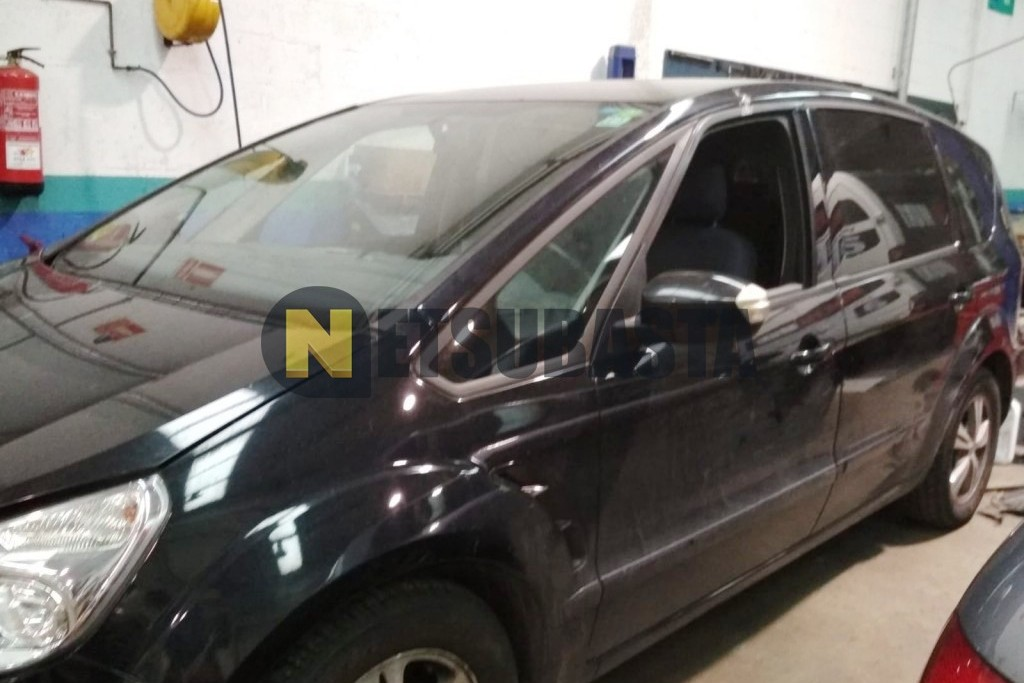 Ford S-Max 2.0TDCi 2009