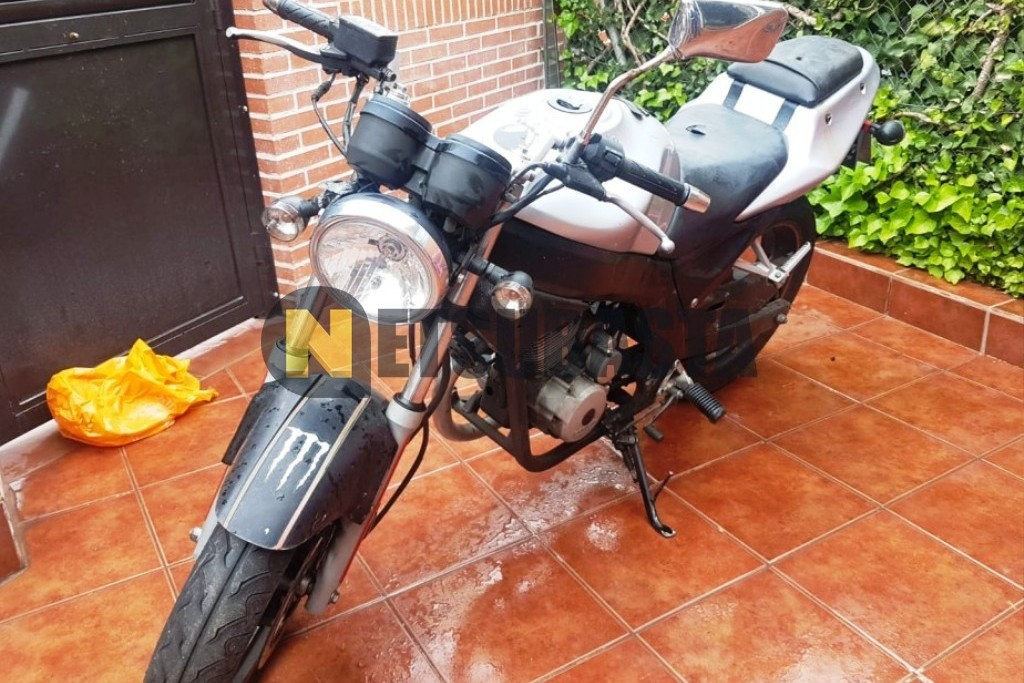 Daelim SQ 125 S2 Fi MAGNUM Motorcycle BOSCH O2 Oxygen