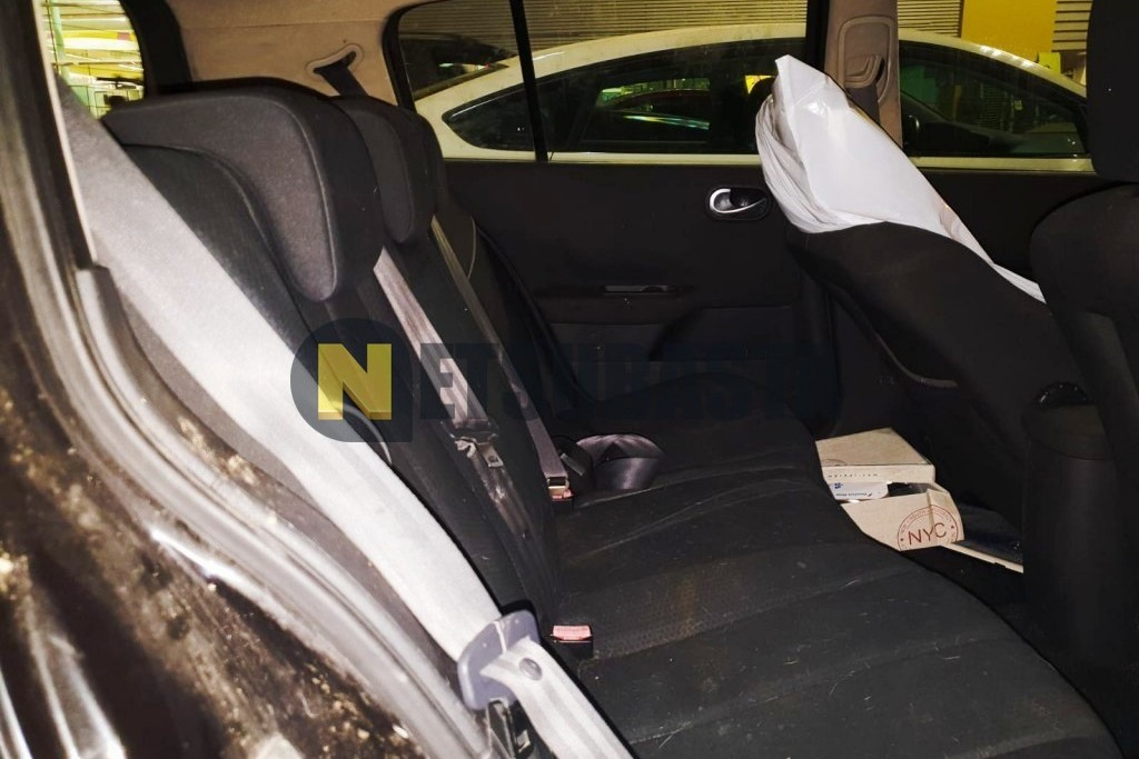 Renault Megane 1.5dCi Style 2003