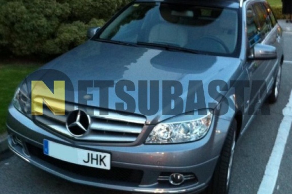 Mercedes-Benz C 200CDI BlueEFFICIENCY Estate 2010